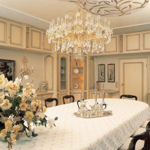 Элитная столовая мебель