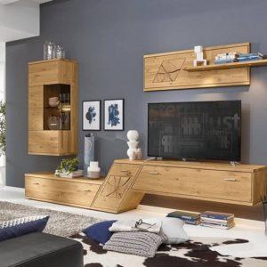 немецкая мебель для гостиной из массива купить мебель из