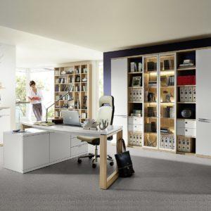 Офисные стеллажи, шкафы
